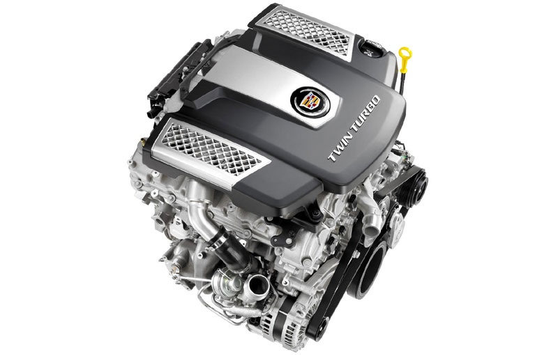2014 Cadillac CTS to offer new V6 twin-turbo in New York Auto Show
