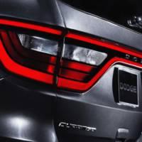 2014 Dodge Durango was unveiled in New York (Video)