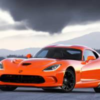2014 Dodge SRT Viper TA package officially introduced