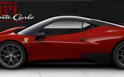 2014 Ferrari 458 Monte Carlo available for order