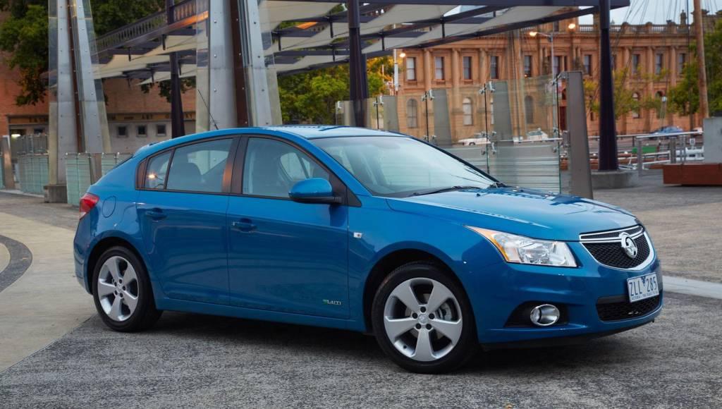2014 Holden Cruze facelift gets improved