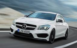 2014 Mercedes CLA 45 AMG leaked ahead of New York debut