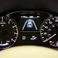 2014 Nissan Pathfinder Hybrid, introduced in New York