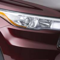 2014 Toyota Highlander teased ahead NY debut