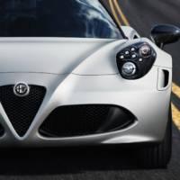 Alfa Romeo 4C Launch Edition was unveiled in Geneva