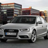 Audi to offer the new A4 with diesel engine in US