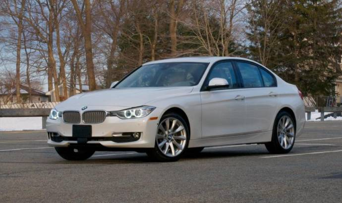 BMW 328d introduced in New York Motor Show
