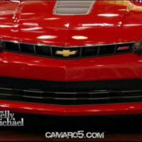 Chevrolet Camaro SS revealed in a television show