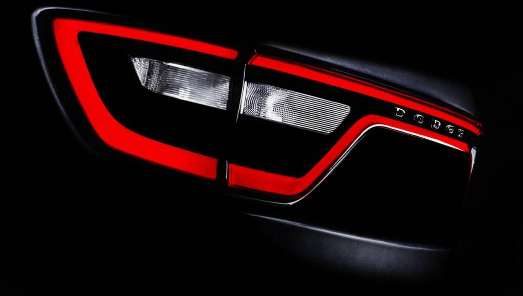 Dodge Durango to be introduced in New York