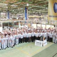 Fiat 1.3 Multijet engine milestone: 5 million units produced