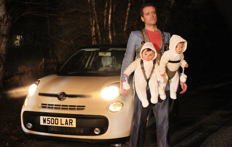 Fiat 500L Fatherhood - the new commercial for the italian MPV