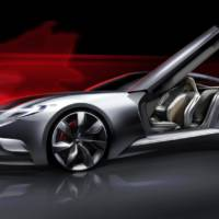 Hyundai HND-9 Coupe Concept - official images
