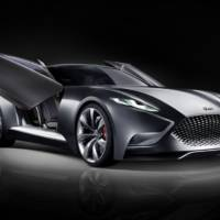 Hyundai HND-9 Coupe Concept officially introduced
