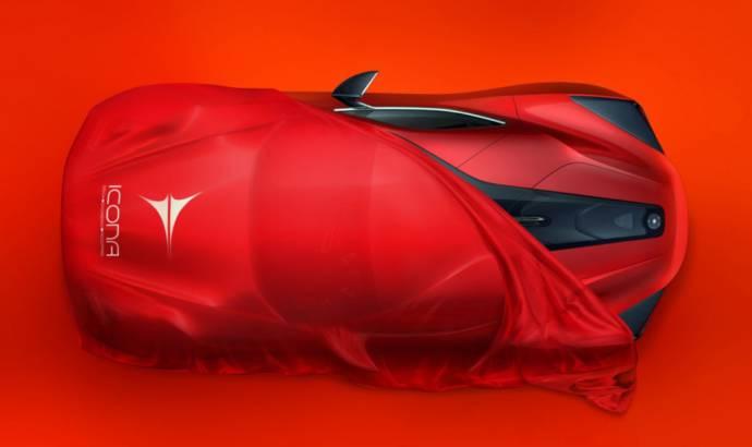 Icona Vulcano - a new Italian Supercar
