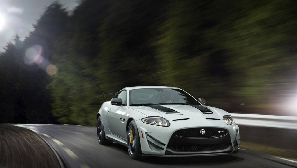 Jaguar XKR-S GT unveiled in New York as a limited edition
