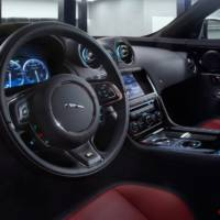 Jaguar XJR officially unveiled in New York Auto Show