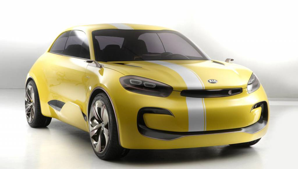 Kia Cub Concept - official photos and press release