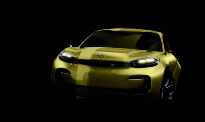Kia Cub concept to debut in Seoul Motor Show