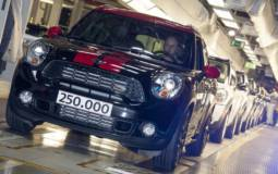 Mini Countryman reaches 250.000 units milestone