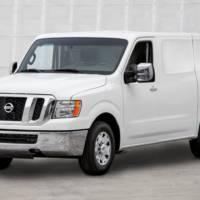 Nissan recalls 20.000 NV vans over gearshift problems