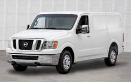Nissan recalls 20.000 NV vans over gearshift problems