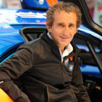 Renault extends partnership with Alain Prost