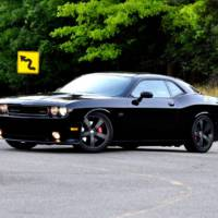Sergio Marchionne Customized 2011 Dodge Challenger SRT8 up for sale