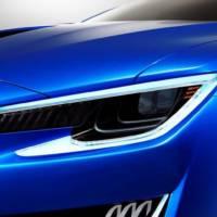 Subaru WRX Concept - press release and complete photo gallery