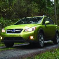 Subaru XV Crosstrek Hybrid debuts in New York Motor Show