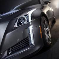 This is the 2014 Cadillac CTS
