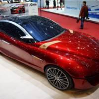 This is the new Alfa Romeo Gloria Concept