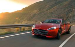 VIDEO: Aston Martin Rapide S first commercial