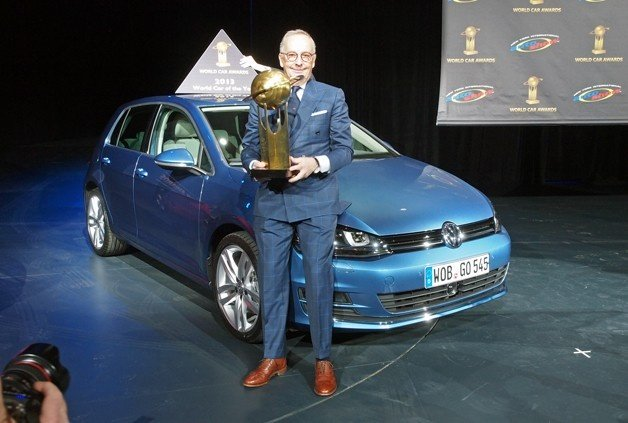 Volkswagen Golf 7 is World Car of the Year 2013
