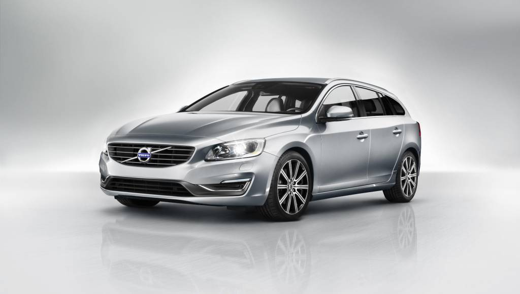 Volvo V60 Sports Wagon to debut on US market