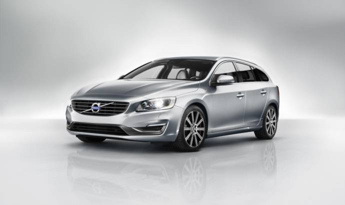 Volvo V60 Sports Wagon to debut on US market