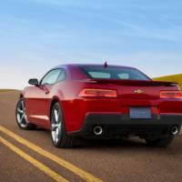 2014 Chevrolet Camaro and Camaro Z/28 introduced at NYIAS