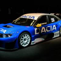 Dacia will compete in Sweden Touring Car Championship