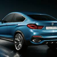 2013 BMW X4 Concept - first leaked pictures
