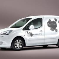 2013 Citroen Berlingo Electric debuts in UK