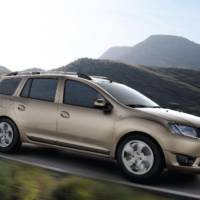 2013 Dacia Logan MCV is the most affordable estate car in the UK at 6995 pounds
