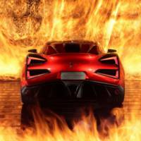2013 Icona Vulcano revealed in Shanghai