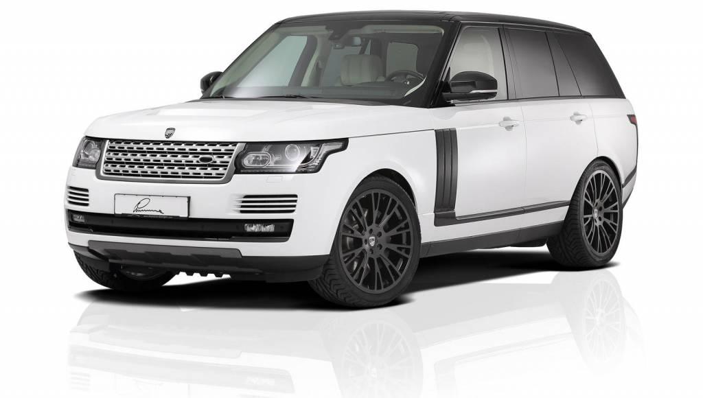 2013 Range Rover CLR by Lumma Design
