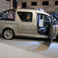 2013 Volkswagen Caddy Pick-Up Concept
