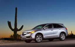 2014 Acura RDX starts from 34.520 US Dollars