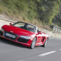 2014 Audi R8 starts at 114.900 dollars on the US market