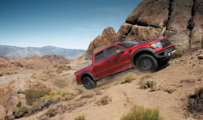 2014 Ford F-150 SVT Raptor gets a Special Edition
