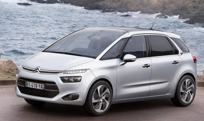 2014 Peugeot C4 Picasso, scheduled to arrive in summer