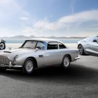 Aston Martin celebrates centenary with european tour