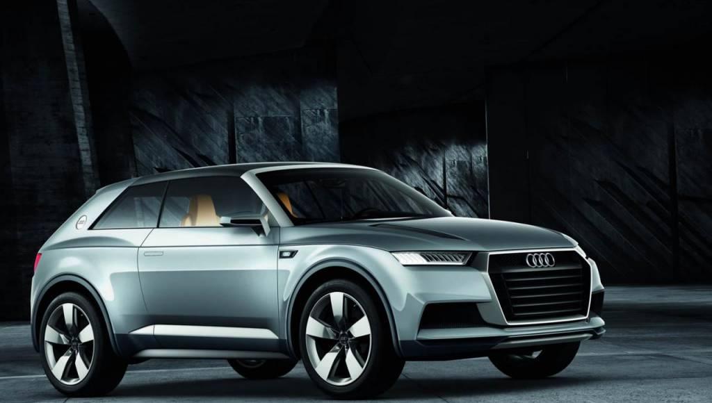 Audi is considering a Q8 model
