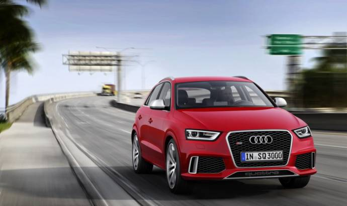 Audi will launch four new RS models in 2013